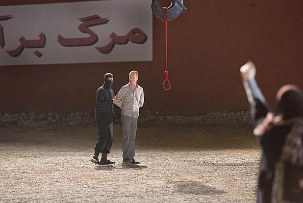 Damian Lewis as Nicholas Brody in Homeland: 'The Star'
