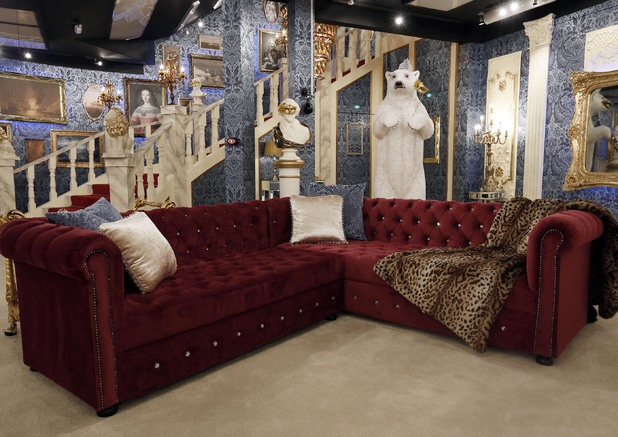 Celebrity Big brother 2014: House pictures