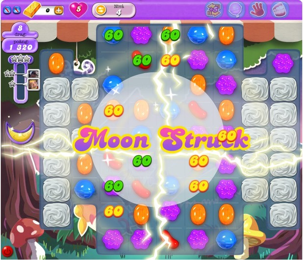 Candy Crush Saga: Dreamworld expansion