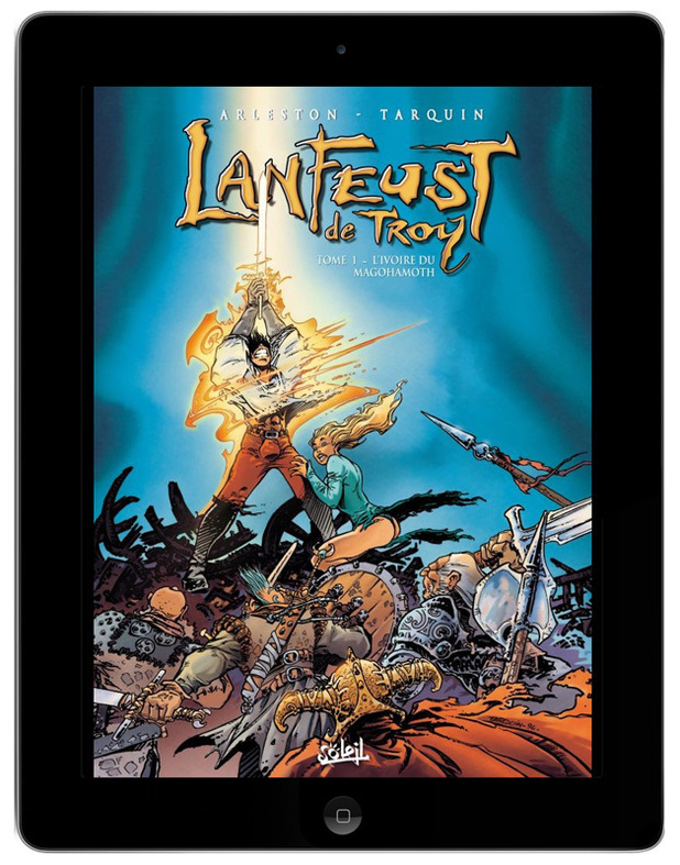 Lanfeust on comiXology