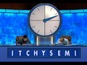 Countdown letters spell 'itchy semi'
