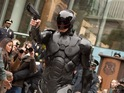 RoboCop's iconic armour now comes in jet back in the Hollywood remake.