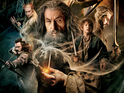 Peter Jackson's sequel holds off competition from Frozen and Anchorman 2.
