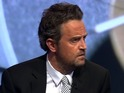 Chandler Bing actor is campaigning for drug courts after his own addiction battle.