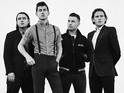Arctic Monkeys top the list that is compiled by the Official Charts Company.