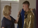 Ste's attempts to bond with Peri don't go down well with Sam.