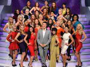 The new stars of Take Me Out with Paddy McGuinness