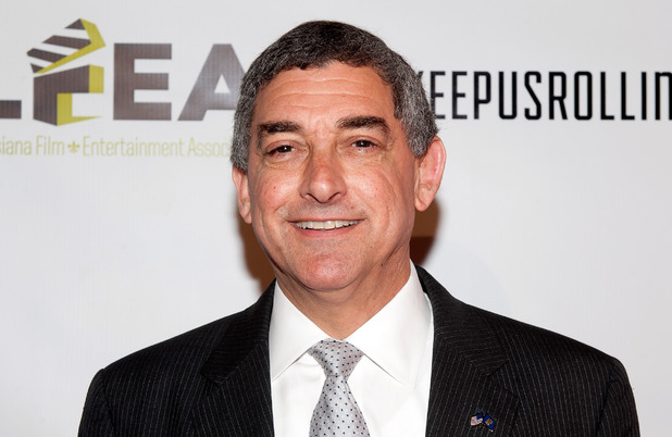 Louisiana Lt. Gov. Jay Dardenne at the Laissez Louisiana Film Rouler