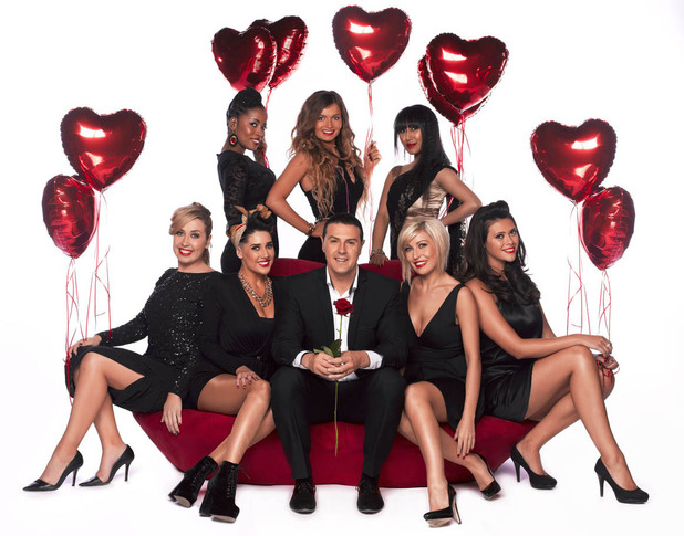 Paddy McGuinness is back to host Take Me Out