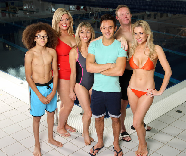 Splash! 2014: Heat 1's celebrity contestants