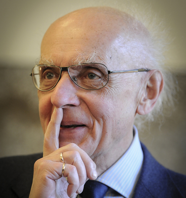 Polish pianist and composer Wojciech Kilar