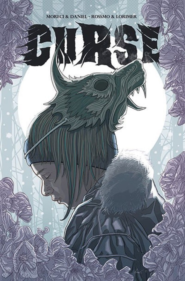 Michael Moreci, Tim Daniel, Riley Rossmo and Colin Lorimer's Curse
