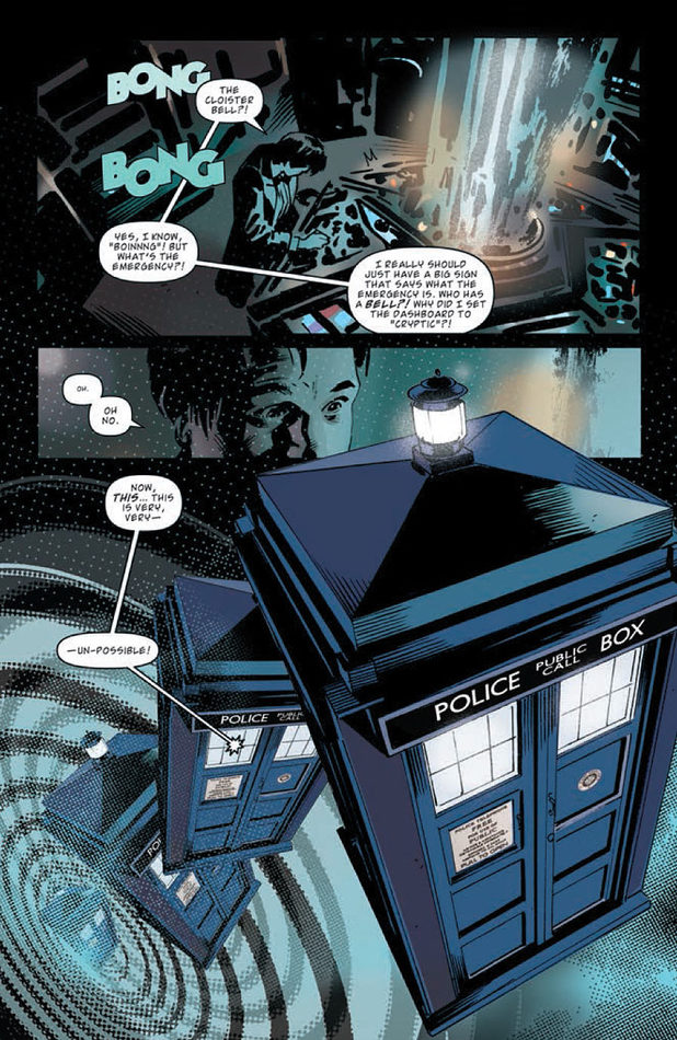 Doctor Who Special 2013 #1