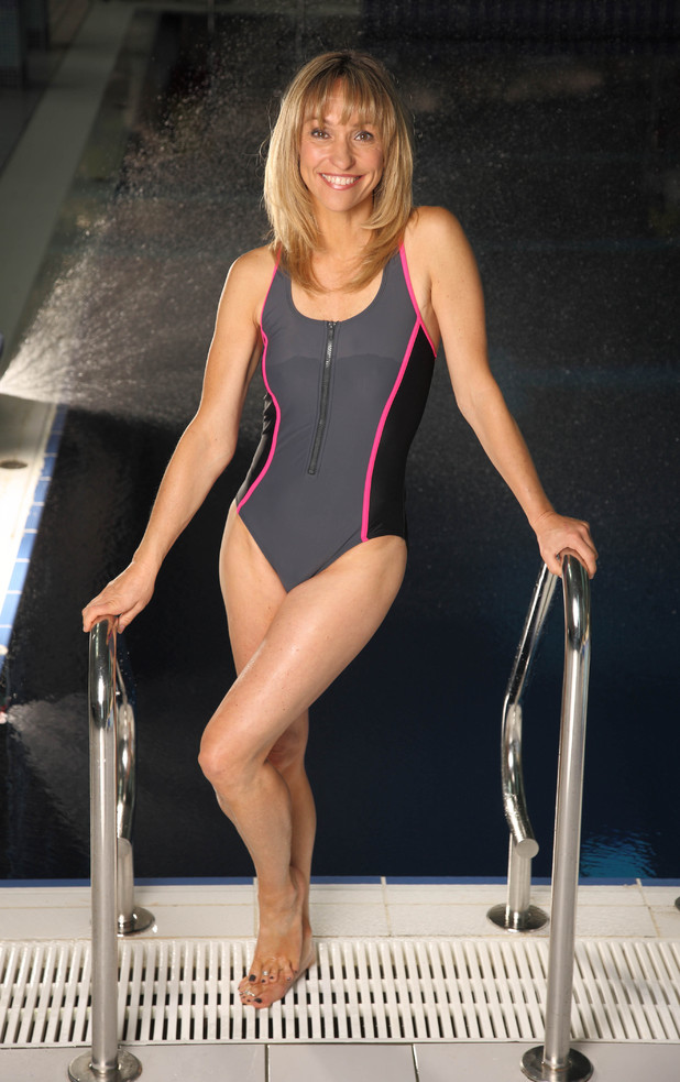 Splash 2014 contestants: Michaela Strachan