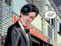 Paul Cornell and Jimmy Broxton deliver Doctor Who Special 2013 #1.