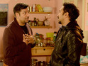Masood gets some bad news about his mother next month.
