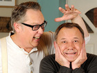 Vic Reeves and Bob Mortimer honored at Bristol's Slapstick Festival