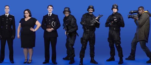 Babylon on Channel 4