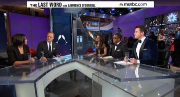 Thomas Roberts on MSNBC roundtable