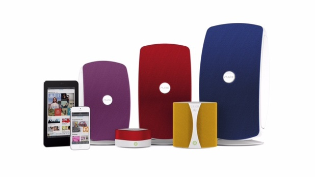 Pure's Jongo speakers with new colour accessories