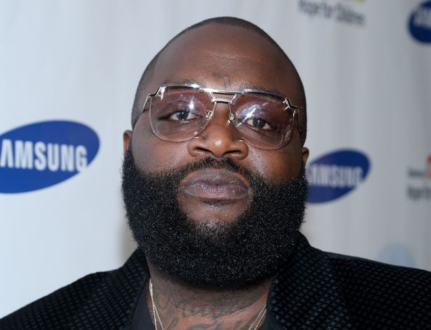 Rick Ross at the Hope for Children 12th Annual Gala, New York