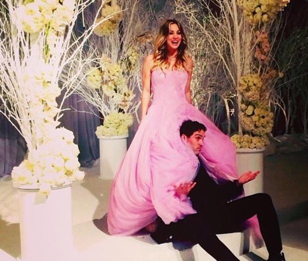 Kaley Cuoco, Ryan Sweeting's wedding