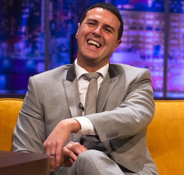 Paddy McGuiness on The Jonathan Ross Show