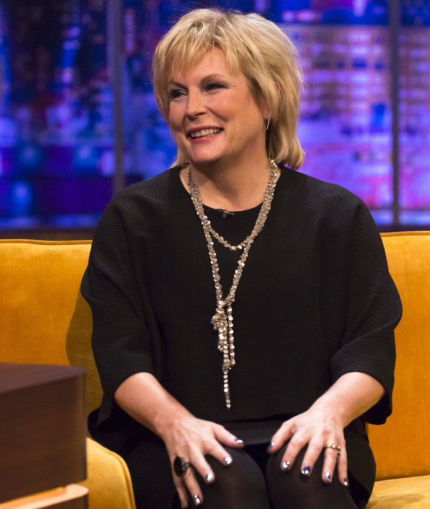 Jennifer Saunders on The Jonathan Ross Show