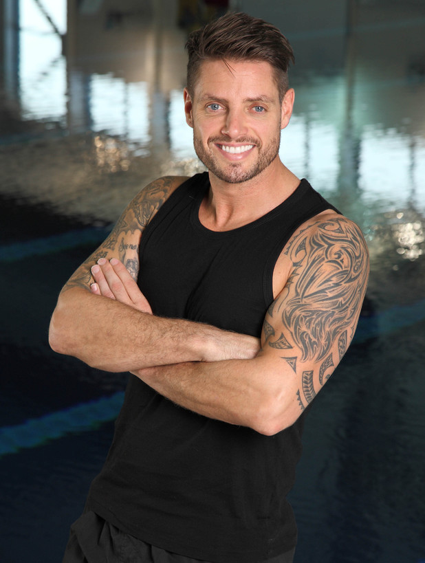 Splash Heat 2: Keith Duffy