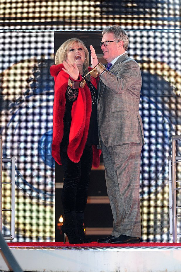 Celebrity Big Brother 2014: Linda Nolan and Jim Davidson