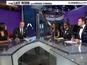 Thomas Roberts hosting MSNBC show