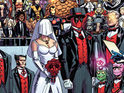 The writer returns to the publisher for a Deadpool wedding story.