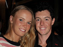 The golfer proposes to the Danish star on New Year's Eve in Sydney.