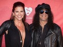 Ex-Guns N' Roses guitarist Slash files to end marriage of 13 years.