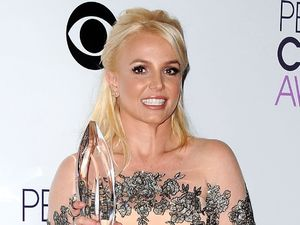 40th People's Choice Awards, Press Room, Los Angeles, America - 08 Jan 2014 Britney Spears 8 Jan 2014