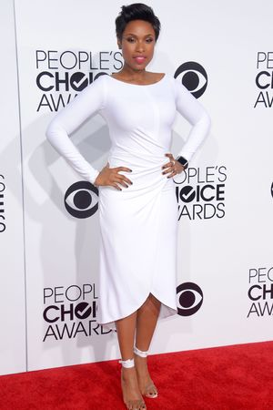 40th People's Choice Awards, Arrivals, Los Angeles, America - 08 Jan 2014 Jennifer Hudson
