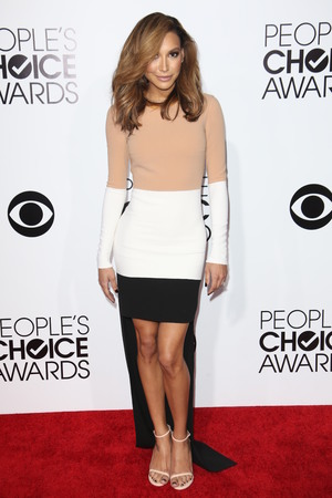 40th People's Choice Awards, Arrivals, Los Angeles, America - 08 Jan 2014 Naya Rivera