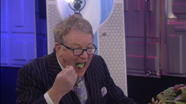 Jim Davidson out of Celebrity Big Brother - malextra.com