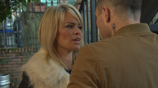 Hollyoaks spoilers Grace Black confronts Sienna Blake over her affair
