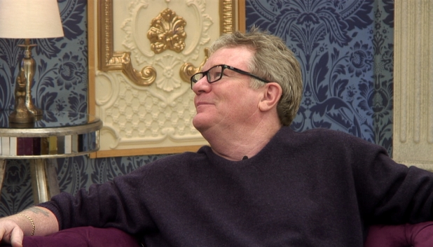 Celebrity Big Brother 2014 - Day 3: Jim Davidson