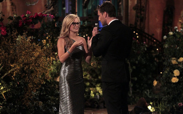 The Bachelor Season 18 premiere: Chelsie & Juan Pablo