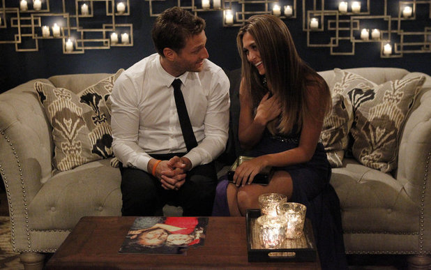 The Bachelor Season 18 premiere: Juan Pablo & Lucy