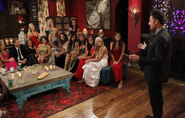 The Bachelor Season 18 premiere: Chris Harrison talks to the bachelorettes
