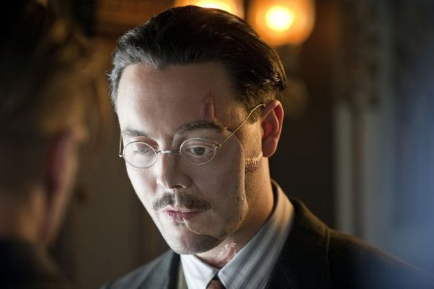 Jack Huston as Richard Harrow in 'Boardwalk Empire'