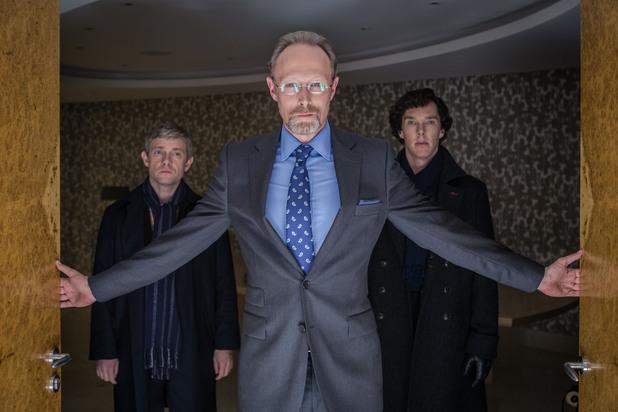 BBC Sherlock His Last Vow Series 3 Charles Augustus Magnussen image