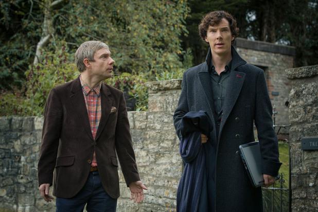 Sherlock 'His Last Vow'