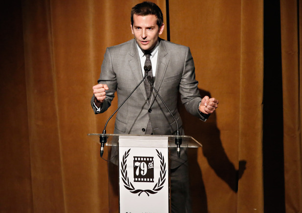 Bradley Cooper at the Film Critics Awards