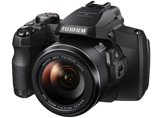 Fujifilm's FinePix S1 superzoom camera