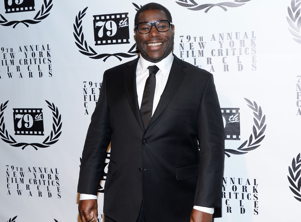 Steve McQueen at the Film Critics Awards
