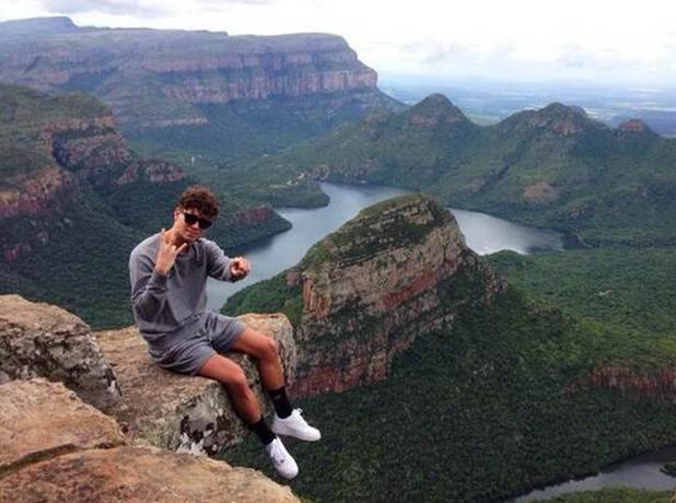 Joey Essex in Africa for new ITV2 show